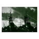 Fragatas portuguesas de la marina de guerra tarjetas