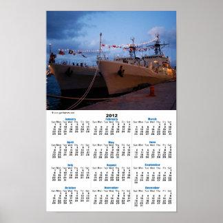 Fragatas portuguesas poster