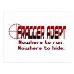 Fragger Adept Postcard