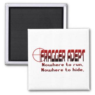 Fragger Adept Refrigerator Magnets