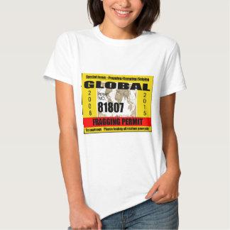 Fragging Permit Shirt
