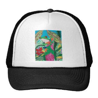 Fraggle Trucker Hat