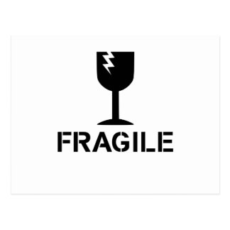 Fragile by Chillee Wilson Postcard
