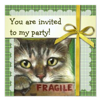 FRAGILE CARD
