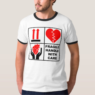 Fragile Handle with Care #1 T-Shirt