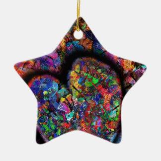 Fragile Christmas Tree Ornament