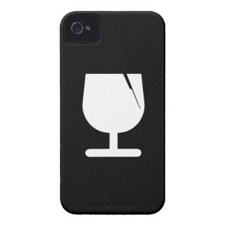 Fragile Pictogram iPhone 4 Case