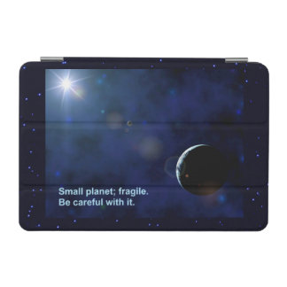 Fragile Planet iPad Mini Cover