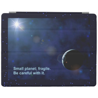 Fragile Planet iPad Smart Cover