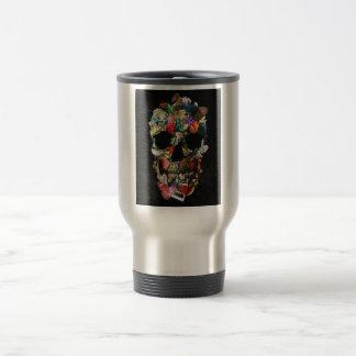 Fragile Skull Travel Mug