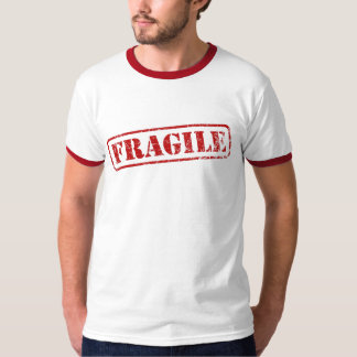 FRAGILE Stamped - t-shirt