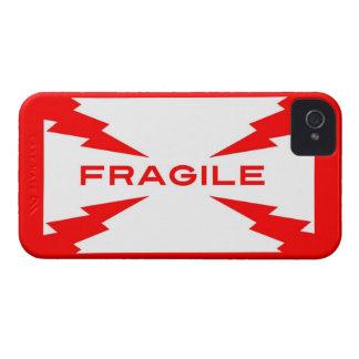 Fragile Symbol Blackberry Bold Case