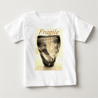 Fragile Tiger Baby T-Shirt