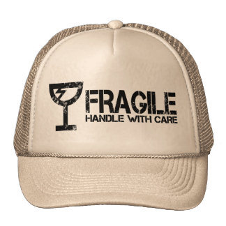 Fragile Trucker Hat