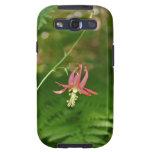 Fragile Wild Columbine Galaxy S3 Covers