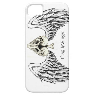 Fragile Wings iPhone 5 Case