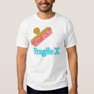 Fragile X Tee Shirt