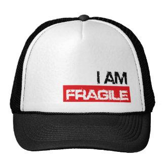 fragilehat trucker hat