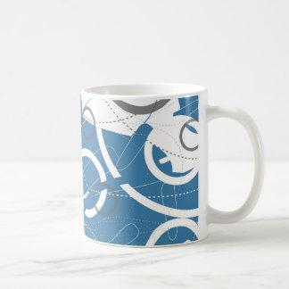 Fragment Abstract Mug