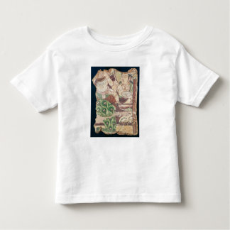 Fragment depicting a Buddhist paradise Toddler T-shirt
