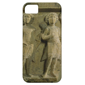 Fragment of a bas-relief plaque depicting two sold iPhone SE/5/5s case