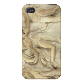 Fragment of a sarcophagus iPhone 4/4S case