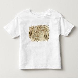 Fragment of a sarcophagus toddler t-shirt