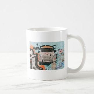 Fragment of Berlin wall Coffee Mug