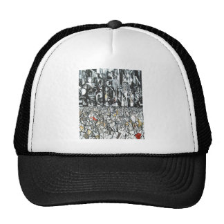 Fragmentary Metropolis Tokyo Trucker Hat