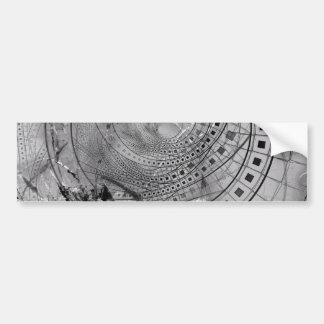 Fragmented Fractal Memories and Shattered Glass Bumper Sticker