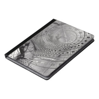 Fragmented Fractal Memories and Shattered Glass iPad Case
