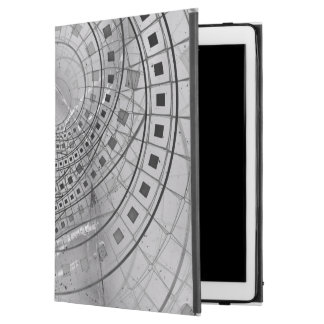 "Fragmented Fractal Memories and Shattered Glass iPad Pro 12.9"" Case"