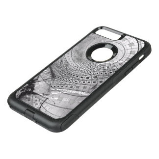 Fragmented Fractal Memories and Shattered Glass OtterBox Commuter iPhone 7 Plus Case