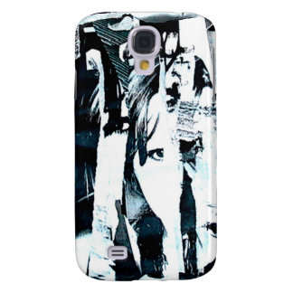 Fragmented Identity - iPhone 3G & 3GS speckcase Galaxy S4 Covers