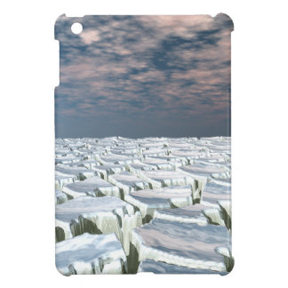 Fragmented Landscape Cover For The iPad Mini