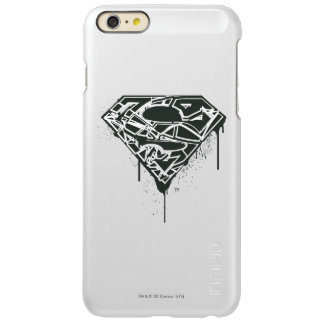 Fragmented Splatter Superman Logo Incipio Feather® Shine iPhone 6 Plus Case