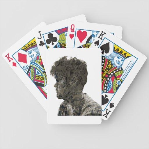 Fragmento Baraja Cartas De Poker