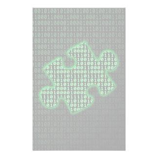 Fragmento de información papeleria de diseño