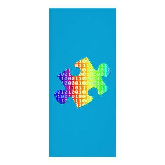 Fragmento de información tarjetas publicitarias a todo color