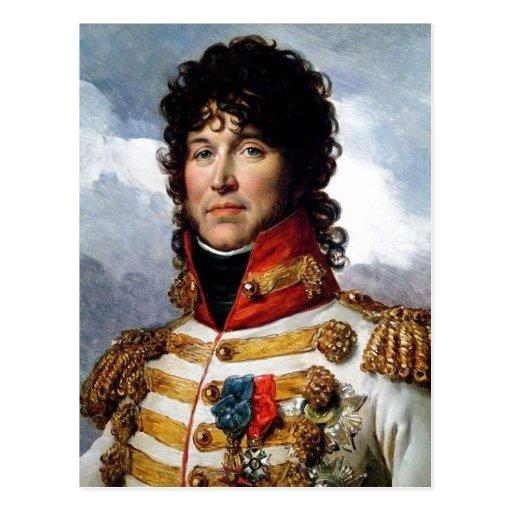 Fragmento de la descripción del retrato de Joaquín Tarjetas Postales