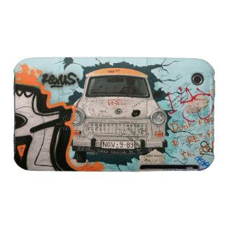 Fragmento del muro de Berlín Funda Bareyly There Para iPhone 3 De Case-Mate