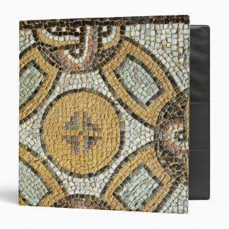 Fragmento del piso de los baños romanos