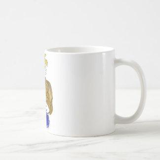 Fragmento dinámico del dúo el hilado azul taza