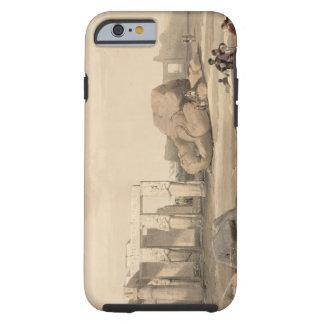 Fragmentos del gran coloso en el Memnonium, Funda Para iPhone 6 Tough