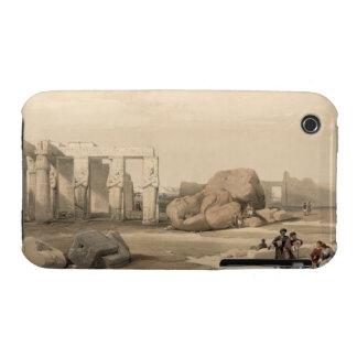 Fragmentos del gran coloso en el Memnonium, iPhone 3 Protectores