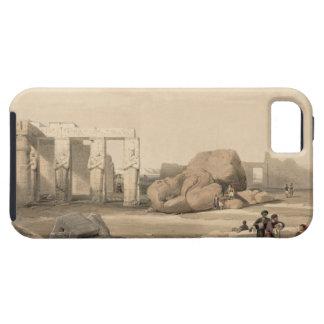 Fragmentos del gran coloso en el Memnonium, iPhone 5 Funda