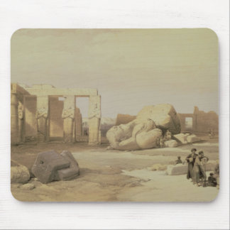 Fragments of the Great Colossus Mouse Pad