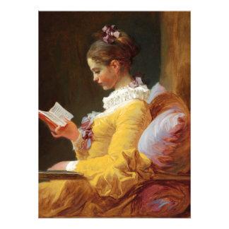 Fragonard _The_Reader2382-2975half jpg Personalized Announcement