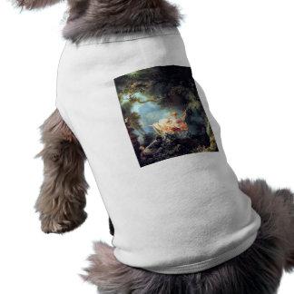 Fragonard The Swing antique fine art painting Tee