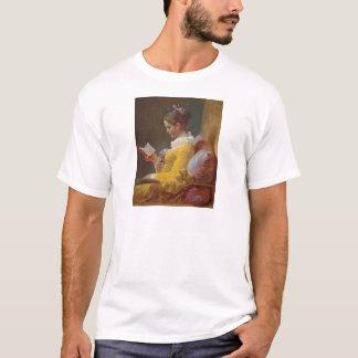Fragonard's Young Girl Reading T-Shirt